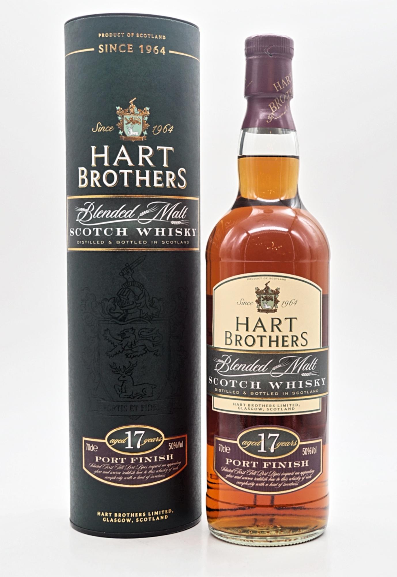20 Jahre Blended Malt Port Finish Scotch Whisky
